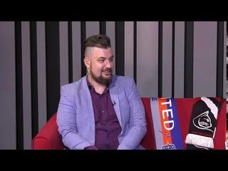 Евгений Ерахтин ответил на вопросы ведущего спортивной программы ТВ Абакан