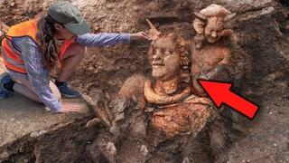 Находки археологов за 2020 год, которые смогли изменить историю