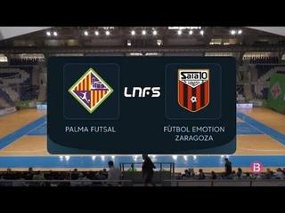 Futsal- Palma Futsal 9 vs Futbol Emotion Zaragoza 3 (Cuartos de Final LNFS 2021- Partido 3)