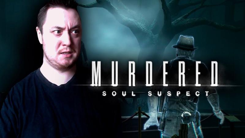 BlackCat ► Let's Play ► Murdered Soul Suspect ► Звонарь 9 ФИНАЛ