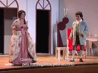 BEIRA TV: ESART apresenta ópera A Ocasião Faz o Ladrão (versão completa) [2010]