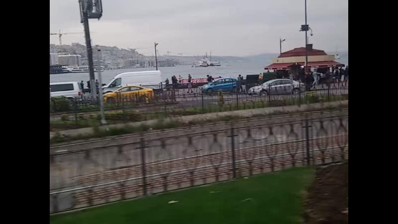 Набережная Стамбула, прекрасный Босфор. креативныйтурагент 7(347) 298-18-08