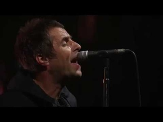 """Liam Gallagher singing 'SHOCKWAVE' (Live from """"AS IT WAS"""" premiere)"""
