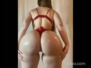 Hot girl sexy twerk juice big ass #2