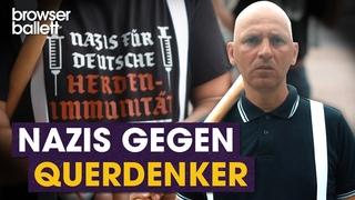Nazis gegen Querdenker