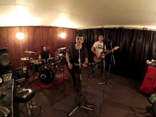 "Аэро-man' group Live in Studio 2014 ""На Золоте Луны"""