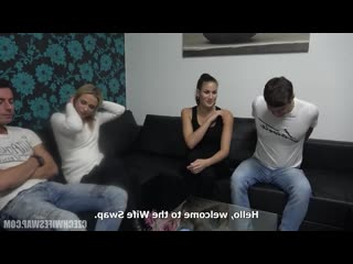 Совершенно секретно 18+ CzechWifeSwapCzechAV Czech Wife Swap 4 - Part 1 All Sex New Porn 2017