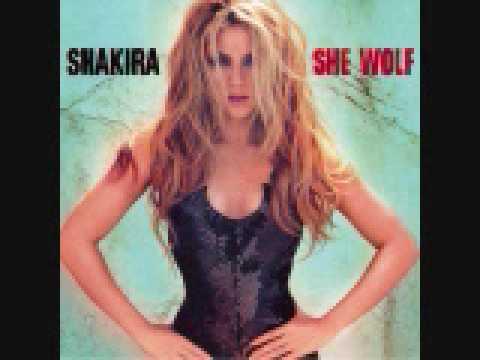 Shakira She Wolf Skeet Skeet Remix