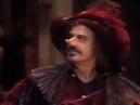 Cyrano de Bergerac performance with Belmondo Сирано де Бержерак спектакль с Бельмондо