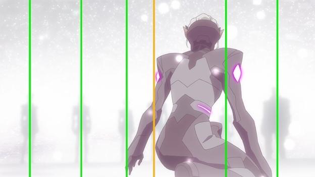 В погоне за призраками восьмого сезона(Voltron), изображение №21