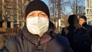 Гвардейцы Прилепина за Путина и против Майдана