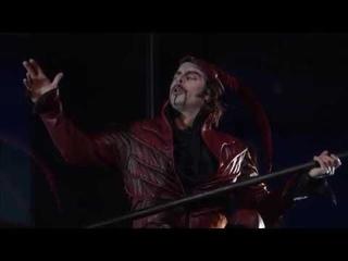 Berlioz La Damnation de Faust - Une puce gentille/Voici des roses (мой русский перевод)