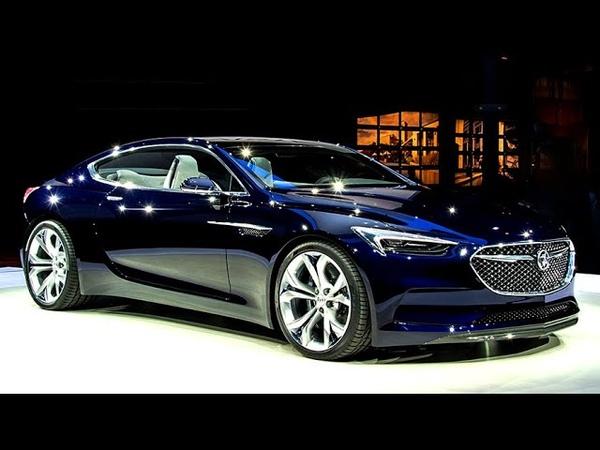 NEW Buick Avista Luxury Sport Exterior and Interior 4K