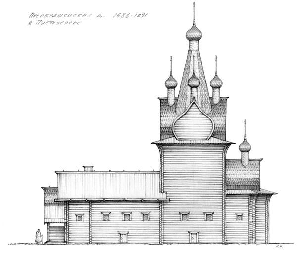 Реконструкция А.Бодэ