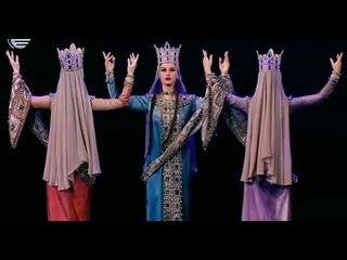 ансамбль Сухишвили - танец Самаия ()