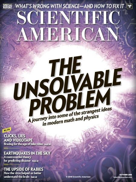 Scientific American 2018 10