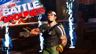 НОВЫЙ, БАЛДЁЖНЫЙ РЕСЛИНГ - WWE 2K Battlegrounds PS4