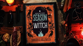 SNEAK PREVIEW! Season of the Witch: Spells for Samhain & Halloween