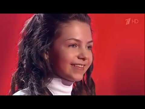 Манижа Аминова и Валерия Базыкина Трава у дома ЗОЛОТОЙ ДУЭТ Голос дети сезон 7 21 02 2020
