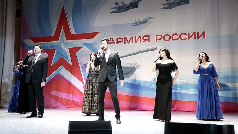 Кинокомпания «Союз Маринс Групп» приняла участие в торжественном приеме Клуба военачальников, изображение №4