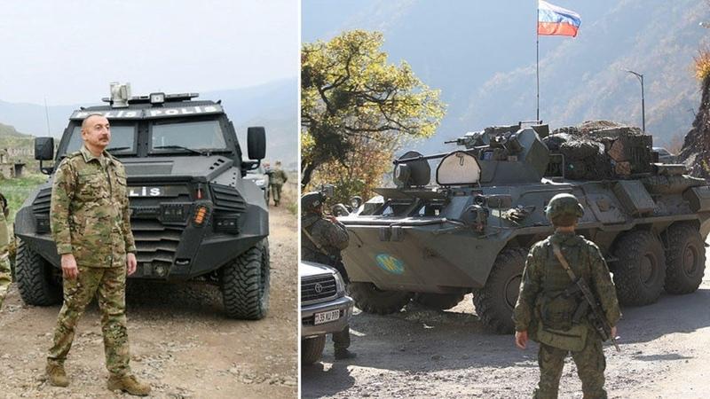 Алиев предложил создать новый коридор соединяющий Карабах с Арменией