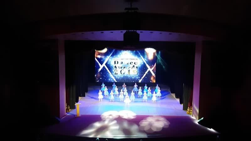 Щелкунчик в Академическом театре