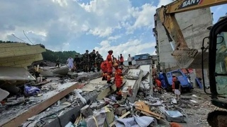 China: building collapse and casualty --- Prophecy fulfilled