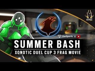 XONOTIC SUMMER BASH FRAGMOVIE (2021)