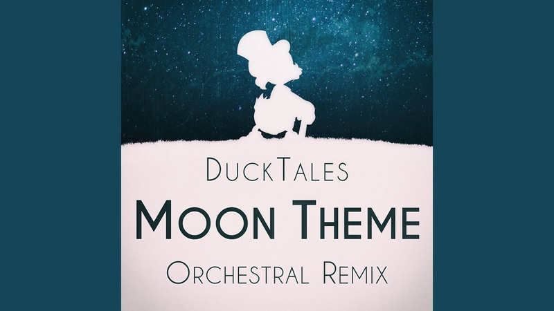 The Moon from DuckTales Orchestral Remix