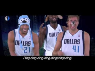 What do The Mavs Say?