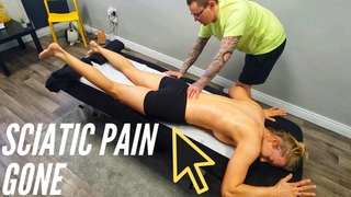 SCIATICA FIXED WITH DEEP TISSUE