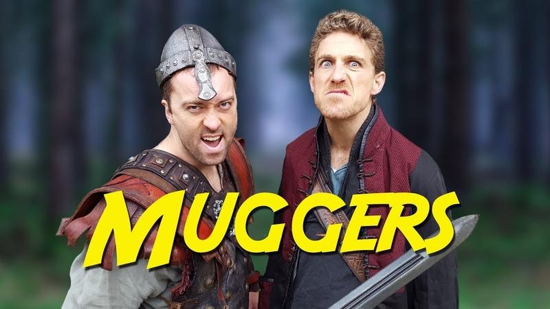 Muggers Epic NPC Man Viva La Dirt League VLDL