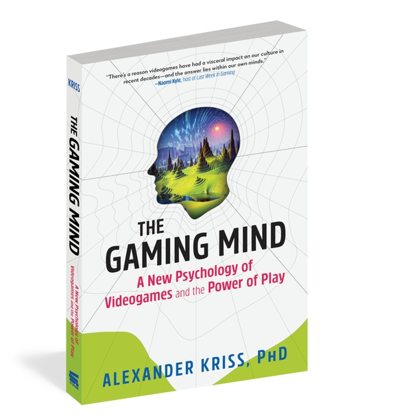 The Gaming Mind - Alexander Kriss