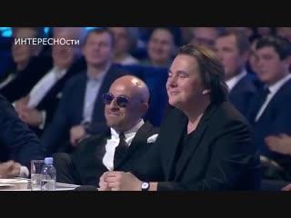 ШОК  Сем н Слепаков КВН 55 лет  про Путина (2 песни) (360p).mp4