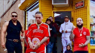 Lil Mexico x Ricky Bats x King Problem Ola de Narcos (Official Music Video - WP Exclusive)