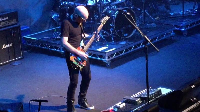 Joe Satriani Lost In A Memory LIVE at Vicar Street Dublin 20 06 2016