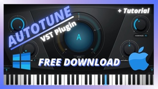 How to crack free Install Auto-Tune Pro 9 VST Plugin for WINDOWS/MAC OS 2021