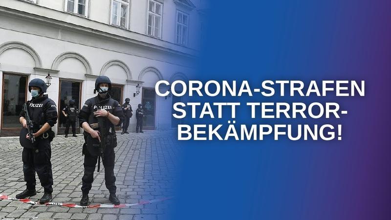 Regierung straft eigene Bevölkerung wegen Corona aber lässt Terroristen unbewacht