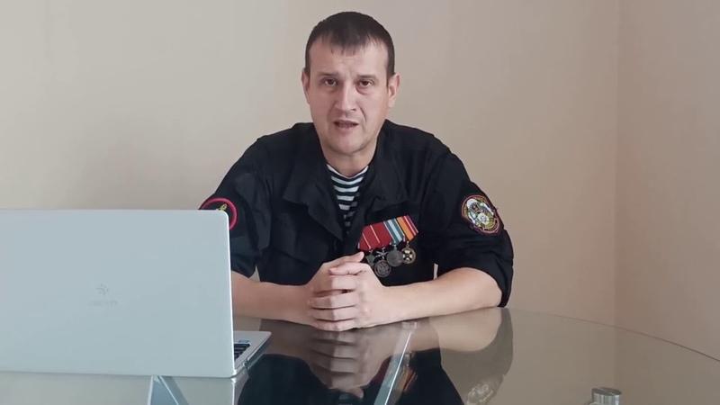 Встреча ветеранов боевых действий с азербайджанской диаспорой