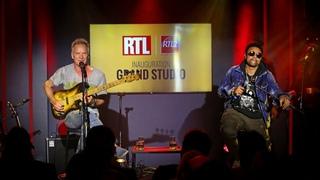 Sting & Shaggy - Don't Make Me Wait (Live) Le Grand Studio RTL