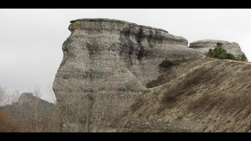 Бельбекский каньон - Каралезская долина - Шулдан