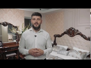 Презентация спальни Марселла от фабрики Эра мебель.