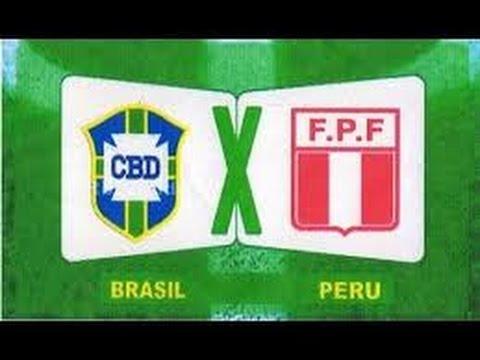 Amistoso 1978 Brasil x Peru ( Friendly Match 1978 Brazil vs Peru )