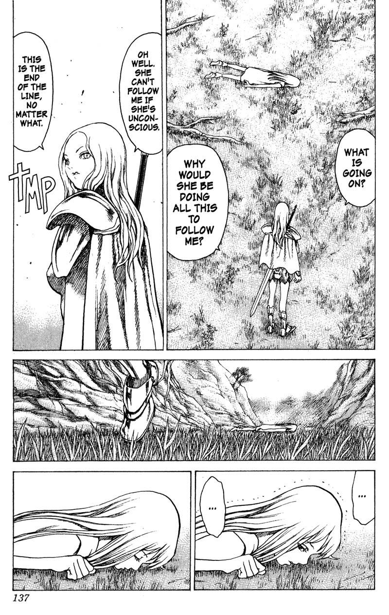 Claymore, Chapter 14, image #8