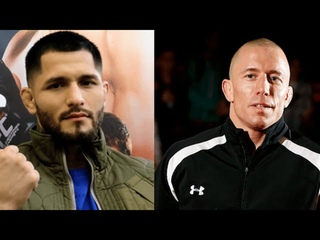 VBL 46 Welterweight Georges St-Pierre vs Jorge Masvidal