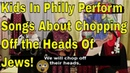 Muslim Kids In USA Sing About Chopping Off Jews Heads! - YouTube