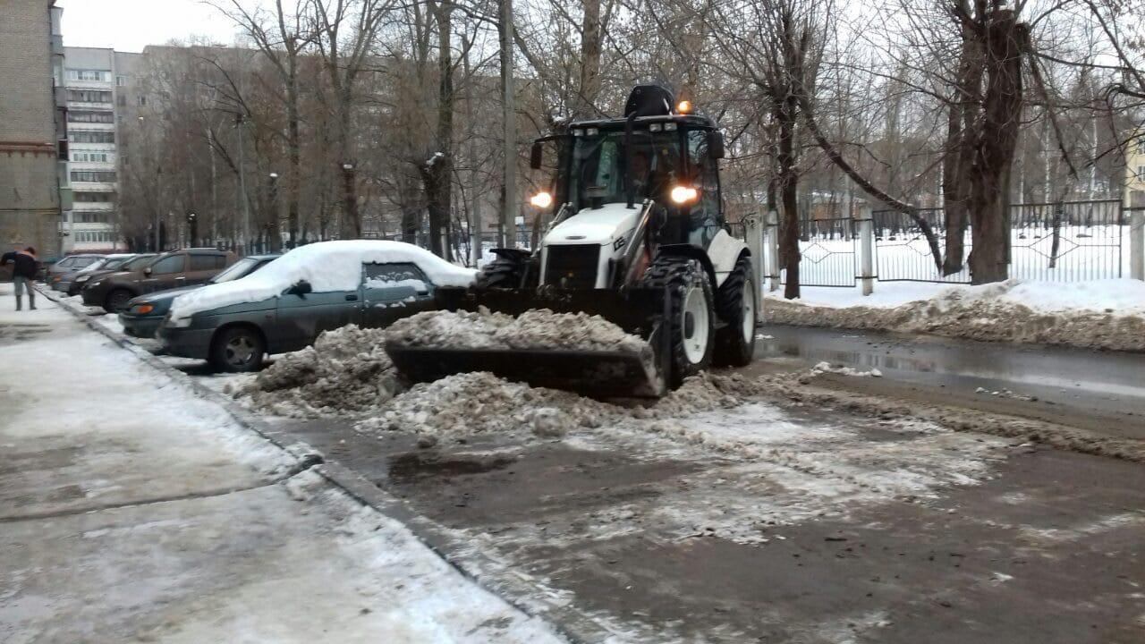 Квадрат улица Широнинцев и улица Чернышевского механизированная