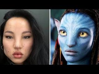 Таинственная инопланетянка Цунайна — новый эталон красоты