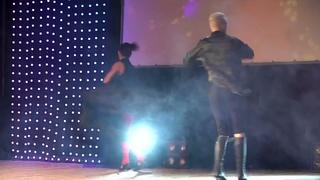 Танго с первым хореографом Ольгой Павловой | танцы на Районе , театр танца Сергея Булыгина