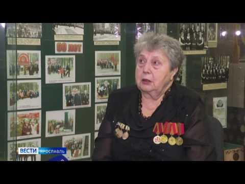 Ярославский радиозавод в годы войны назывался Тормозной и выпускал снаряды, бомбы и взрыватели